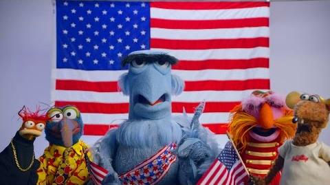 Happy Fourth of July From The Muppets! The Muppets