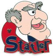Statlerpin