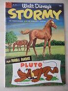 Stormy pluto comic