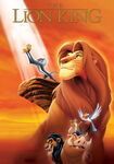 The Lion King Textless poster 1