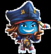 Jack Sparrow DU Render