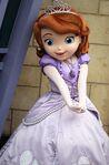 Sofia at Disney Parks 1