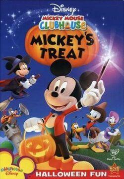 Mickey's Treat DVD