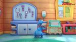 Stuffy in mcstuffins school of medicene