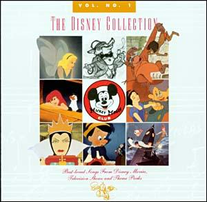 File:The Disney Collection Volume 1 1991 Version.jpg