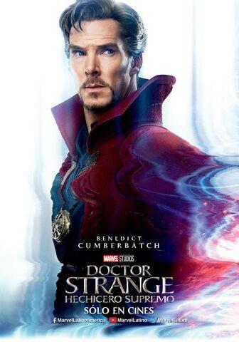 File:Doctor Strange - Spanish Poster 3.jpg
