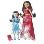 Elena and Isabel dolls