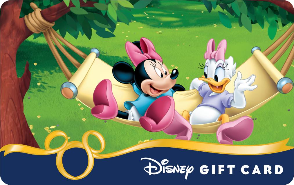 Image daisy and minnie disney gift card disney - Minnie et daisy ...