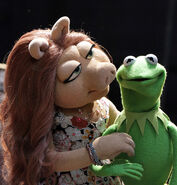 Denise and Kermit