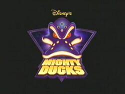 Mighty Ducks TAS logo