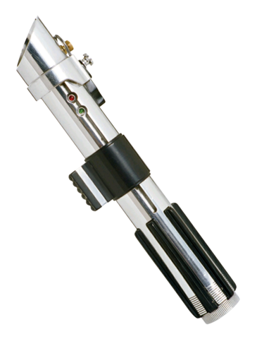 File:Anakin Skywalker's first lightsaber.png