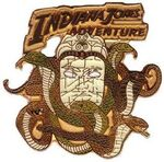 DLR - Indiana Jones Adventure (Gold Mara and Snakes)