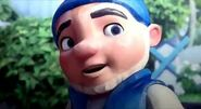 Gnomeo Close Up