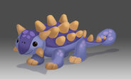 Dino World concept 2
