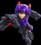 Hiro Action Render