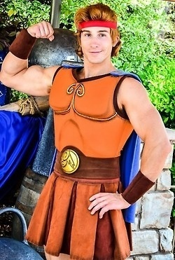 Hercules Disney theme parks