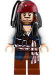 Lego Jack Sparrow 2017