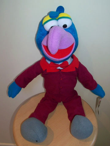 File:Australia 2012 disney plush large gonzo 50cm.jpg