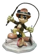 Indiana Jone Mickey toy
