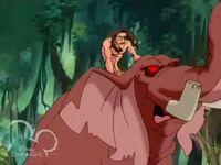 Tarzan-Mysterious Visitor9