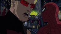 Beetle Spider-Man Hawkeye USM 3