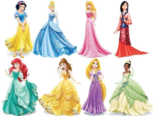 File:Disneyprincess updatedapprearance 2013.jpg