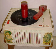 RCA Record Player