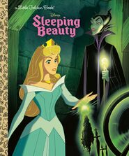 Sleeping Beauty Little Golden Book