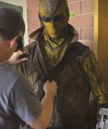 Spider-Man - Homecoming - Set - Shocker - September 6 2016 - 2
