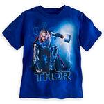 Thor The Dark World Tee for Boys