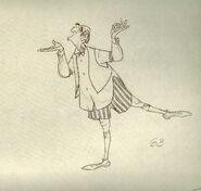Edgar Animation Sketches 1
