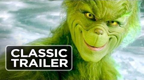 How the Grinch Stole Christmas Official Trailer 1 - Clint Howard Movie (2000) HD