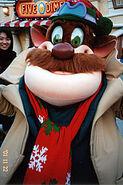 Monterey Jack at Disneyland