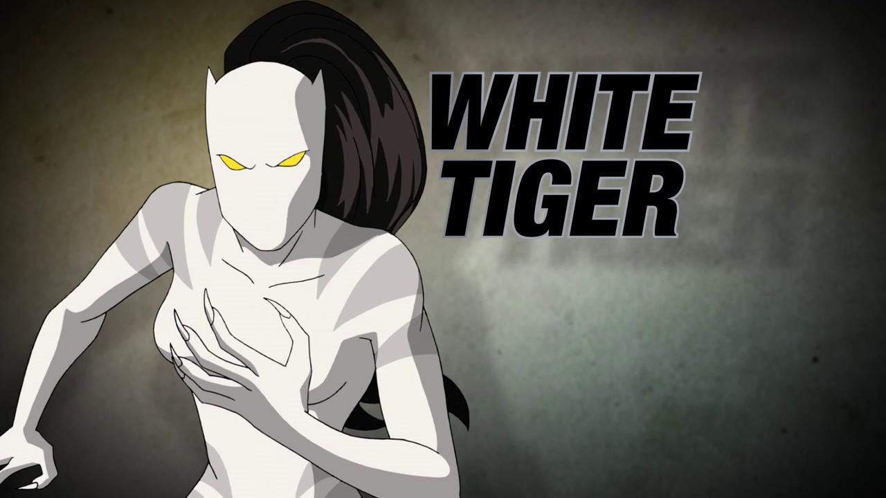 Image - White tiger USM 6.png | Disney Wiki | FANDOM ...