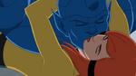 Crystal & A-Bomb Kiss AOS