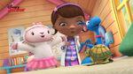 Doc, lambie and stuffy singing