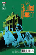 Haunted Mansion 2 Disney Parks Exclusive Variant