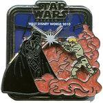 Star Wars Weekends 2010 Lightsaber Duel