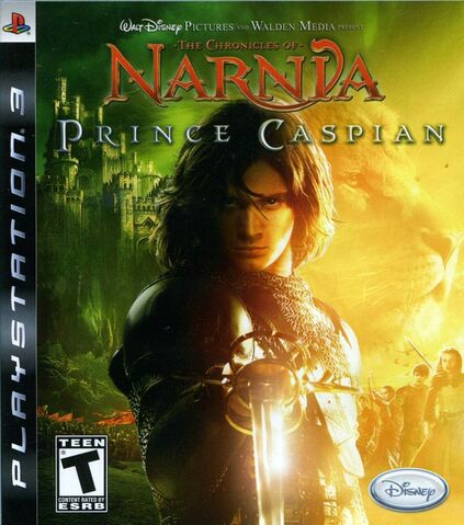 File:Prince Caspian PS3 Cover.jpg