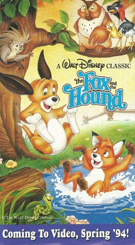 File:The Fox and the Hound - Promotional Print Ad Poster.jpg