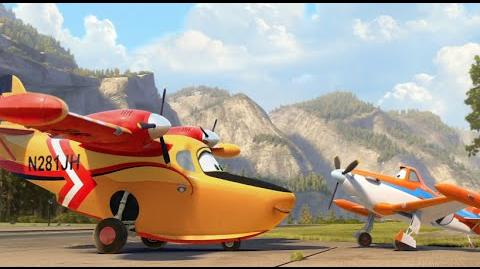 Disney's Planes Fire & Rescue Extended Clip