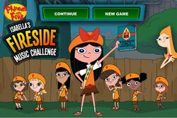 Menu - Fireside Challenge
