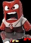 Anger DI Render