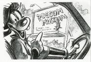 Disney's A Goofy Movie - Storyboard by Andy Gaskill - 7