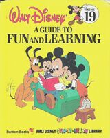 936full-a-guide-to-fun-and-learning-(walt-disney-fun--to--learn-library-volume-19)-cover