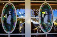 Jolly Holiday Bakery Cafe Server Penguins