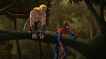 Ka-Zar and Spider-Man
