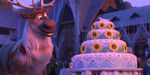 Sven-looking-at-the-cake-in-frozen-fever