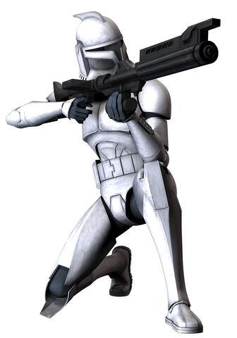 File:Clone Trooper with blaster.jpg