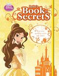 Disney Princess Belle's Book of Secrets